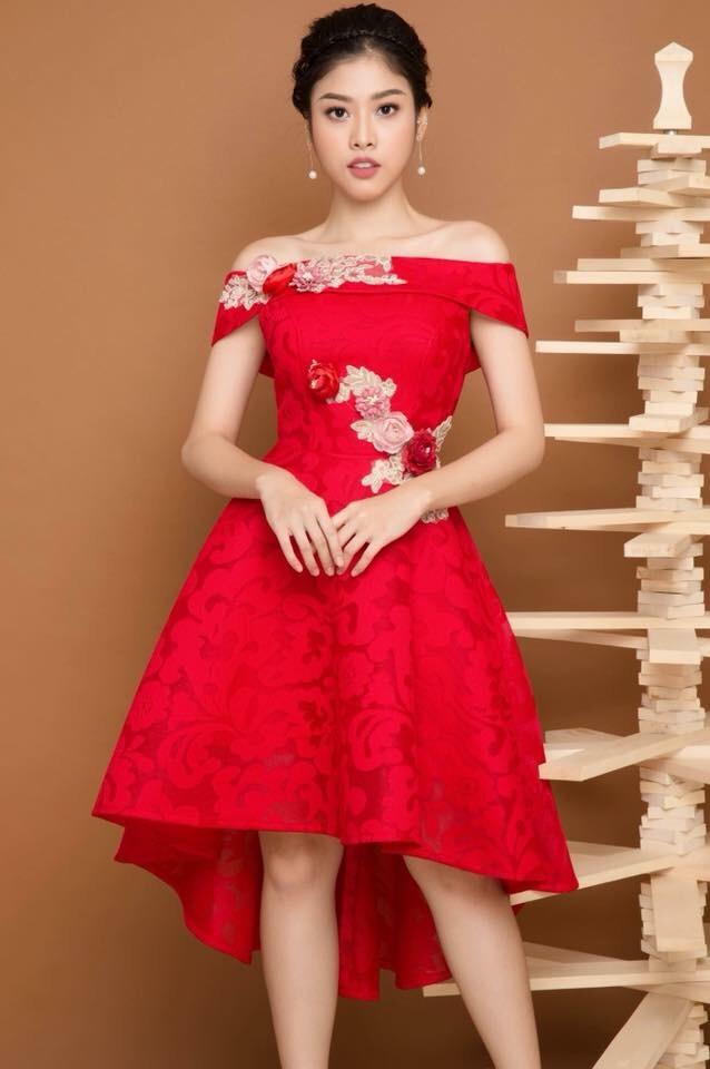 Đầm dạ hội ngắn cao cấp Đầm dạ hội ngắn cao cấp Diện đầm dạ hội ngắn cao cấp đi dự tiệc có hợp không? Dam da hoi ngan cao cap
