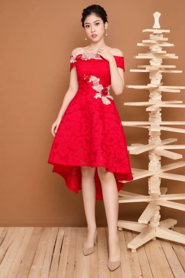 Đầm dạ hội ngắn cao cấp Đầm dạ hội ngắn cao cấp Diện đầm dạ hội ngắn cao cấp đi dự tiệc có hợp không? Dam da hoi ngan