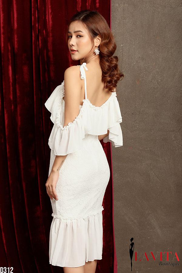Đầm dạ hội ngắn sang trọng Đầm dạ hội ngắn sang trọng 3 lời khuyên diện đầm dạ hội ngắn sang trọng đi tiệc cưới Dam da hoi ngan sang trong 1