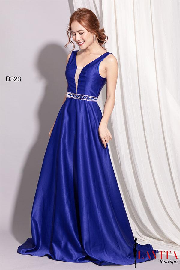 đầm dạ hội trung niên Bí quyết lựa chọn đầm dạ hội trung niên vừa sang trọng, quý phái Dam da hoi dai dep