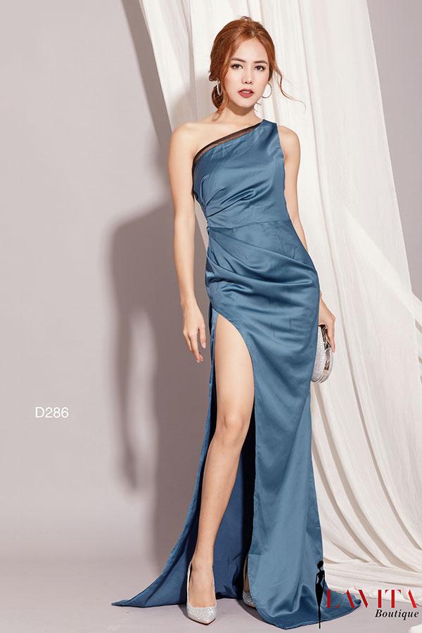 Dam-da-hoi-dai-sang-trong Đầm dạ hội dài sang trọng Bí quyết diện đầm dạ hội dài sang trọng đẹp như Ngôi Sao Dam da hoi dai sang trong