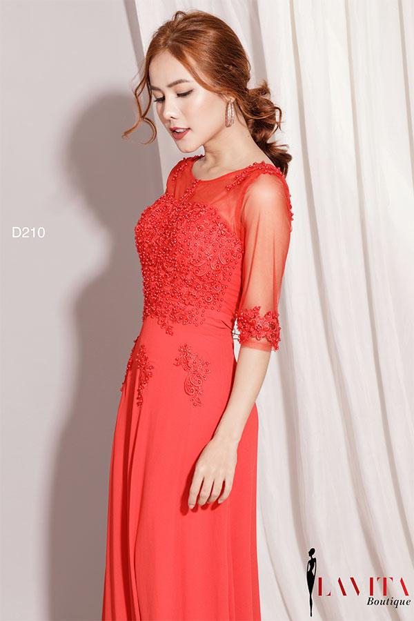 dam-da-hoi-cho-co-dau đầm dạ hội cho cô dâu Mẹo chọn đầm dạ hội cho cô dâu vừa đẹp vừa sang trọng Vay dam nu dep 1