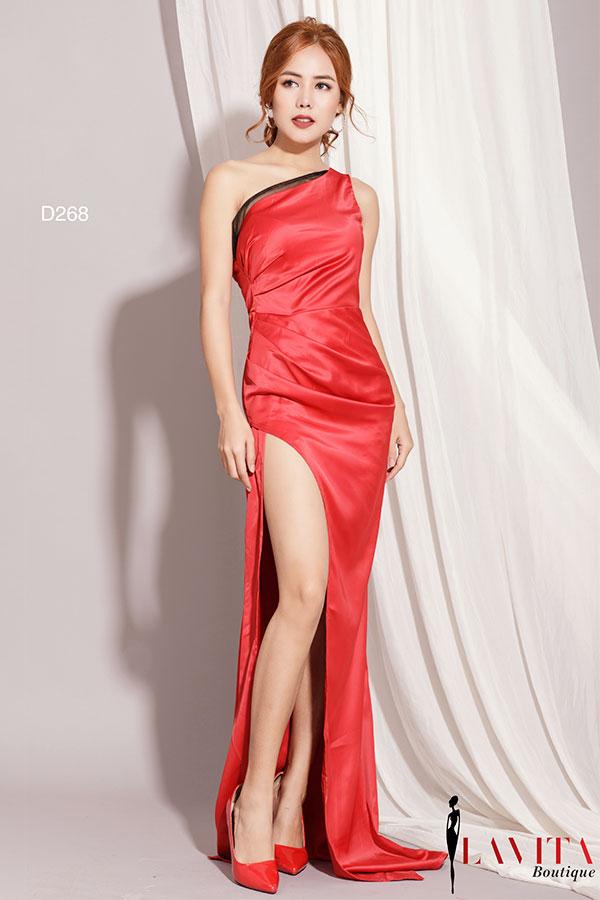 Vay-dam-nu-dep1 Váy đầm nữ đẹp Mẹo diện váy đầm nữ đẹp cho ngày Tết thêm xinh Vay dam nu dep