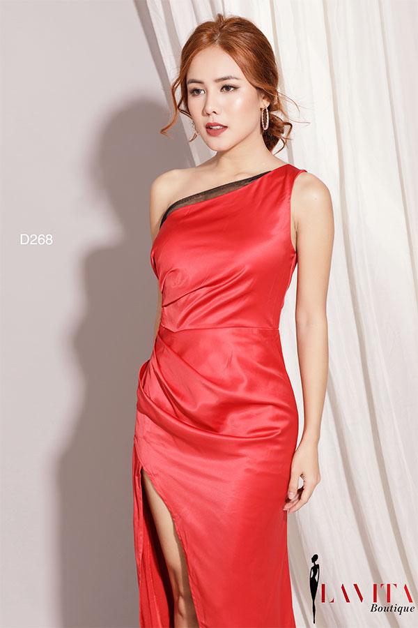 Vay-dam-nu-dep1 Váy đầm nữ đẹp Mẹo diện váy đầm nữ đẹp cho ngày Tết thêm xinh Vay dam nu dep1