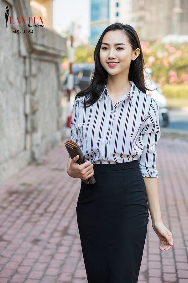 chan-vay-cong-so-chu-a Chân váy công sở chữ A Lựa chọn chân váy công sở chữ A phù hợp cho các nàng công sở chan vay cong so chu a 1