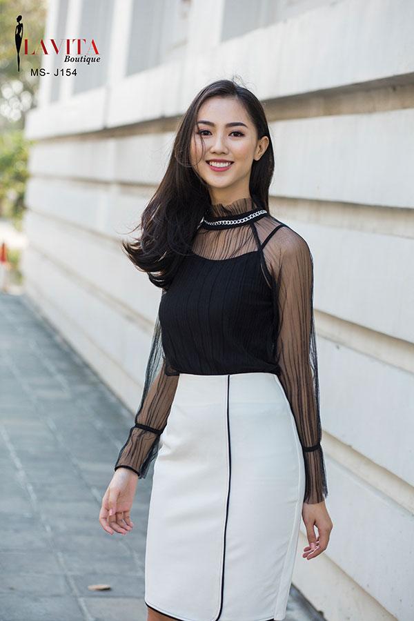 vay-cong-so-dep-1 váy công sở đẹp Bí quyết biến tấu váy công sở đẹp, bớt nhàm chán j 154 3 1