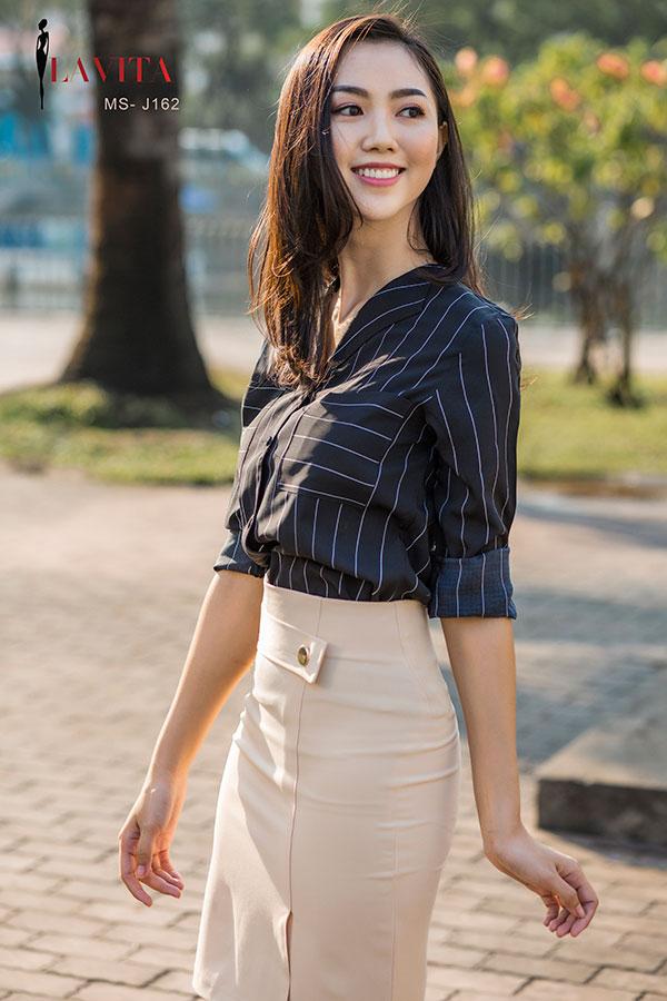 ao-cong-so-nu-2 Áo công sở nữ Bí quyết chọn áo công sở nữ đẹp cho mọi vóc dáng j 162 2 1