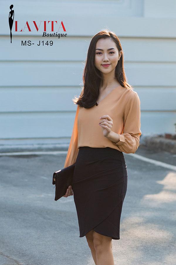 vay-cong-so-cho-nguoi-beo-1 váy công sở cho người béo Tuyệt chiêu chọn váy công sở cho người béo bụng vay cong so cho nguoi beo 1