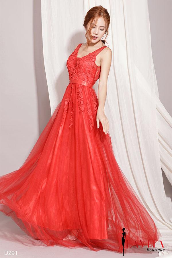 đầm dạ hội công chúa Chọn dạ hội công chúa hóa cô Tấm trong đêm dạ tiệc 352A5732