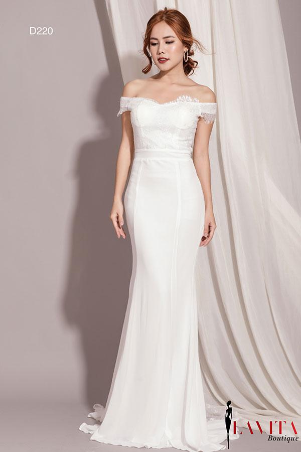 đầm dạ hội công chúa Chọn dạ hội công chúa hóa cô Tấm trong đêm dạ tiệc 352A6599