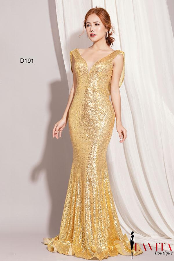 dam-da-hoi-mau-vang (4) Đầm dạ hội màu vàng Đầm dạ hội màu vàng: Sự lựa chọn hoàn hảo cho các quý cô trung niên dam da hoi mau vang 4