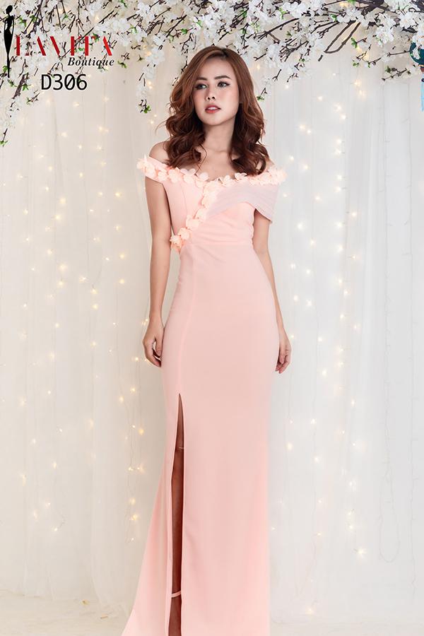 đầm dạ hội dành cho người lớn tuổi Những mẫu đầm dạ hội cho người lớn tuổi tại Lavita Boutique dam da hoi12345